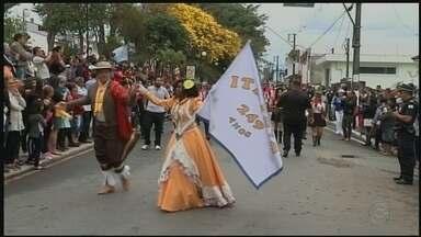 Itapeva comemora 249 anos nesta quinta-feira e tem atrações gratuitas - O aniversário de 249 anos de Itapeva (SP) é comemorado nesta quinta-feira (20), e a cidade terá atrações culturais durante a semana.