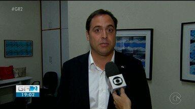 Paulo Câmara cumpre agenda no Recife - Candidato ao governo de Pernambuco.