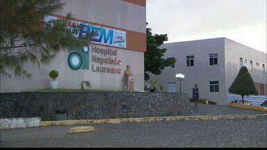 JPB2JP: Equipamentos de radioterapia quebrados prejudicam atendimento no Laureano - São 3 equipamentos. 2 estão sem funcionar.