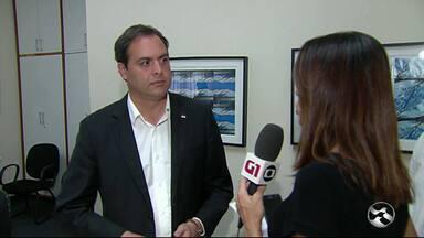 Confira as agendas do candidatos ao governo de Pernambuco - Candidatos fazem campanhas eleitorais.