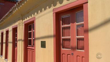 Parte da obra de casa Giuseppe Garibaldi é entregue em Piratini neste 20 de Setembro - O local é aberto para visitação do público.