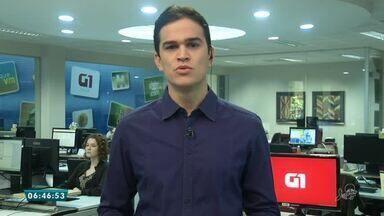 Confira os destaques do G1 Ceará nesta sexta-feira (21), com Valdir Almeida - Saiba mais em g1.com.br/ce