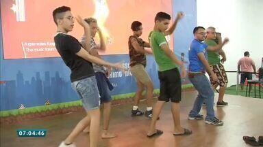 Museu do Videogame reune clássicos e novidades da tecnologia em Fortaleza - Saiba mais em g1.com.br/ce