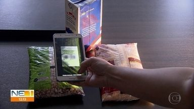 Aplicativo faz pesquisa de preços de produtos vendidos em Pernambuco - Serviço foi lançado pela Secretaria da Fazenda de Pernambuco.
