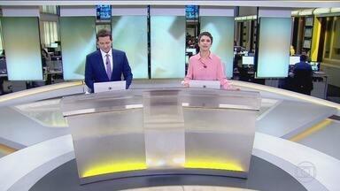 Jornal Hoje - íntegra 21/09/2018 - Os destaques do dia no Brasil e no mundo, com apresentação de Sandra Annenberg e Dony De Nuccio
