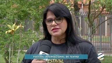 Festival Internacional de Teatro é atração do fim de semana em Dourados - São 11 espetáculos teatrais na programação.