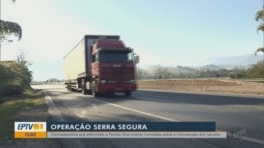 Concessionária da Fernão Dias orienta motoristas sobre manutenção de veículos - Concessionária da Fernão Dias orienta motoristas sobre manutenção de veículos