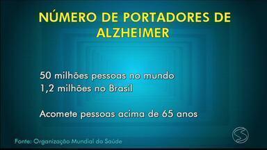 Alzheimer é tema de palestra em Barra Mansa, RJ - Roda de conversa orientou parentes e cuidadores de pacientes com a doença.