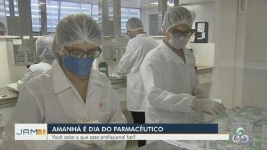 A profissão de farmacêutico tem crescido ao longo dos anos - Saiba mais sobre o que faz esse profissional.