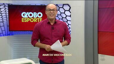 Globo Esporte CG: confia a íntegra do Globo Esporte desta segunda-feira (24.09.18) - Marcos Vasconcelos apresenta os principais destaques do esporte paraibano