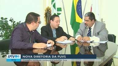 Após nomeação do Estado, nova diretoria da Fuvs começa a trabalhar em Pouso Alegre (MG) - Após nomeação do Estado, nova diretoria da Fuvs começa a trabalhar em Pouso Alegre (MG)