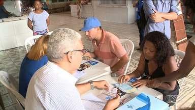 Microempreendedores em São Luís recebem atendimento para fomentar o negócio - Bairros populares de São Luís estão recebendo dicas para o negócio crescer e ser formalizado.