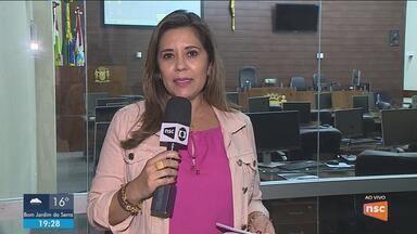 Projeto que prevê construção de marina na Beira-Mar Norte é aprovado por vereadores - Projeto que prevê construção de marina na Beira-Mar Norte é aprovado por vereadores em Florianópolis