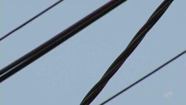 Furtos de fios de cobre crescem no Ceará - Veja mais notícias em g1.com.br/ce