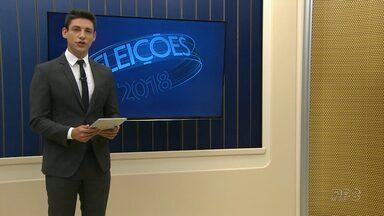 Confira a agenda dos candidatos ao Governo do Paraná - Boa Noite Paraná está acompanhando o dia a dia dos principais candidatos ao governo.