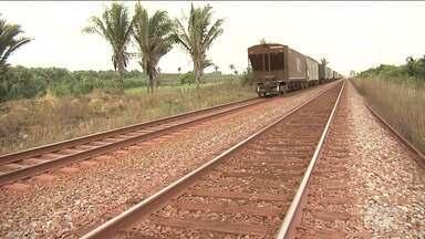 Homem morre atropelado por trem na Ferrovia Cajarás - Caso aconteceu na cidade de Alto Alegre do Pindaré.
