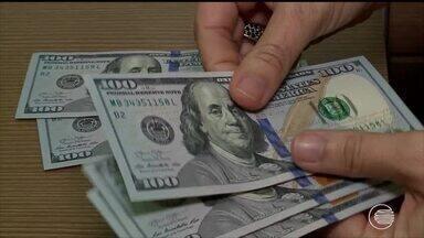 Oscilação na cotação do dollar prejudica empresas que dependem da moeda - Oscilação na cotação do dollar prejudica empresas que dependem da moeda+