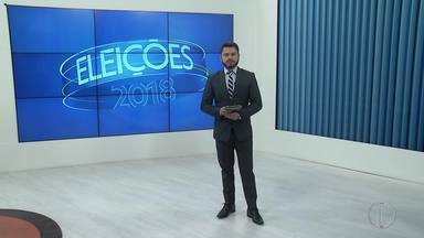 Confira o dia de campanha dos principais candidatos ao governo do Rio - Assista a seguir.