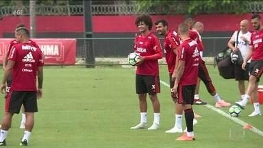 Técnico do Flamengo faz suspense sobre escalação contra o Corinthians na Copa do Brasil - Técnico do Flamengo faz suspense sobre escalação contra o Corinthians na Copa do Brasil