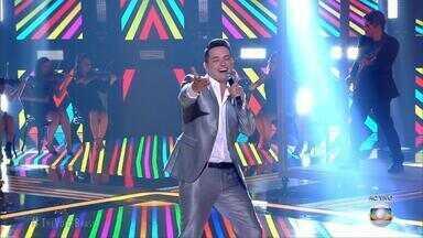 Cantando 'A Hora é Agora', gaúcho Léo Pain é escolhido para a final do 'The Voice Brasil' - A final será nesta quinta-feira (27), após a novela 'Segundo Sol'.