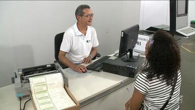 TRE inicia preparação das urnas eletrônicas para eleição 2018 no Maranhão - Está sendo realizada a geração de mídia nesta quarta-feira (26) e na sexta-feira (28) começam as audiências de carga e lacre.