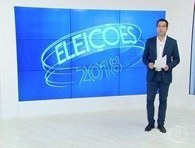 Confira agenda dos candidatos ao governo de Minas - Oito candidatos disputam o cargo.
