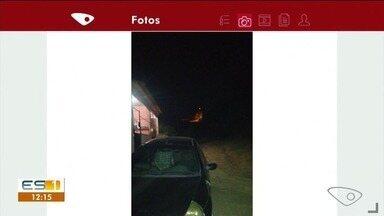 Moradores de municípios do Sul do ES reclamam de falta de iluminação pública - Prefeitura de Itapemirim disse que vai na rua. Prefeitura de Cachoeiro disse que foi na rua e colocou lâmpadas, mas vai novamente ao local.