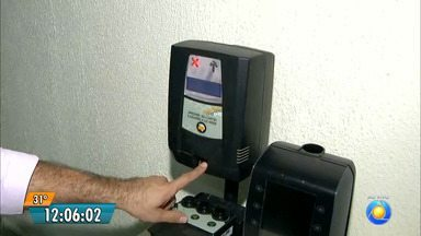 Ônibus de João Pessoa vão usar biometria facial - Cadastro da biometria facial começou a ser feito com estudantes.