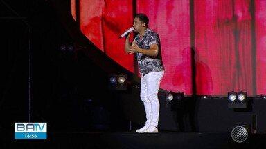 Festival de Verão 2018: Wesley Safadão é confirmado como atração do evento - Festa acontece nos dias 8 e 9 de dezembro, na Arena Fonte Nova. Outros shows estão confirmados. São eles: Anitta, Alpha Blondy, Gusttavo Lima e DJ Alok.