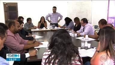 TV Sergipe realiza na próxima terça-feira, o debate com candidatos ao governo do estado - Representantes dos partidos e coligações estiveram na emissora na tarde desta quarta-feira.