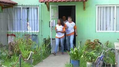 Equipe do Seja Digital visita moradores de Nova Friburgo, no RJ - Assista a seguir.