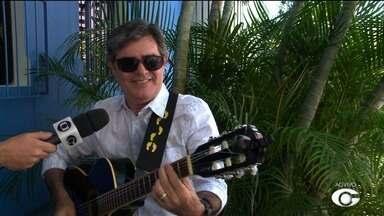 Cantor Osman Araújo faz show em homenagem a Ivan Lins em Maceió - Evento acontece na noite desta quinta-feira.