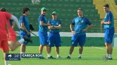 Técnico do Guarani trabalha parte emocional dos jogadores em busca do acesso no Brasileiro - Bugre joga contra o Vila Nova nesta sexta-feira (28).