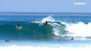 Família De Grandes Nomes Do Surfe
