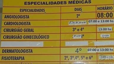 Autoridades de saúde alertam pacientes para não faltar as consultas do SUS - Em Ponta Porã, Central de Regulação detectou grande número de pacientes faltosos.