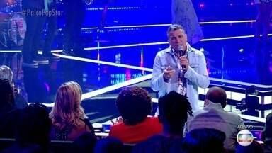 Eri Johnson canta 'Amor Perfeito' - O ator agradece o Brasil por sua nota