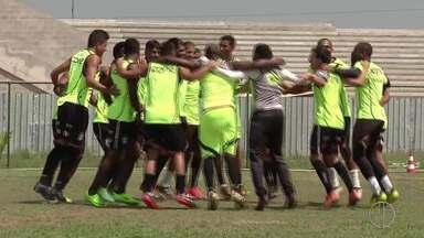 Americano e Itaborái se enfrentam nesta quarta na primeira partida da final da Copa Rio - Assista a seguir.