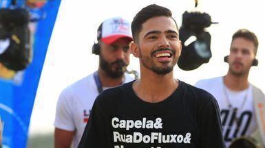 Luanzinho Moraes faz convite para o Arrocha da Sergipe e canta 'Melhor Prevenir' - Confira!