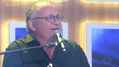 Guilherme Arantes abre o Encontro desta quinta-feira - Ele canta 'O melhor da vida vai começar'