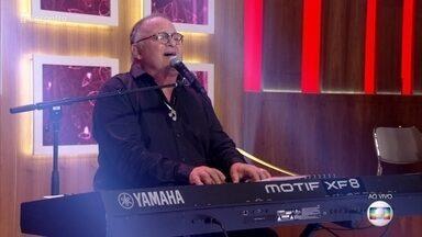 Guilherme Arantes canta 'Puro Sangue' - Música foi feita para Gal Costa