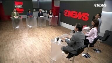 Central das Eleições analisa as últimas pesquisas de intenção de voto das eleições 2018