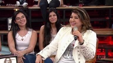 Roberta Miranda revela música que ela se nega a cantar - Cantora conta história do início da carreira