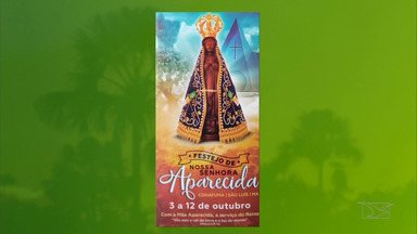 Confira os eventos ocorridos no Maranhão - Em São Luís, tem festejo em homenagem a Nossa Senhora Aparecida, na paróquia, que recebe o nome da santa no bairro Cohafuma.