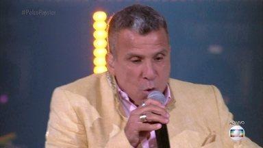 Eri Johnson canta 'Fogo e Paixão' - Sucesso brega ganha irreverência na apresentação do ator