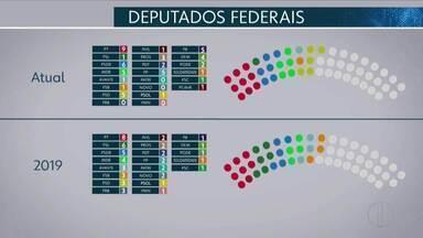 53 deputados federais foram eleitos por Minas Gerais - Confira a tabela.