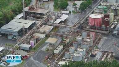 Polícia Civil investiga causas da explosão na fábrica de produtos químicos em Charqueada - Explosão aconteceu na manhã desta terça-feira (9), e deixou três vítimas.