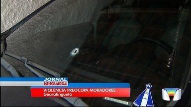 Nos últimos dois meses, Guaratinguetá registrou média de um homicídio por semana - Violência assusta moradores; Polícia Civil admite que efetivo não é suficiente.