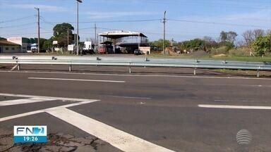 Rodovia Raposo Tavares tem novo limite de velocidade em Presidente Epitácio - Motoristas devem transitar a 40 km/h.