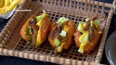 Parte 3: Saiba como usar a carne do acari-bodó no acarajé - Saiba como usar a carne do acari-bodó no acarajé