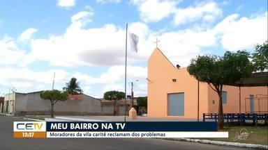 Confira o quadro 'Meu Bairro na TV' desta quarta-feira (10) - Saiba mais em g1.com.br/ce